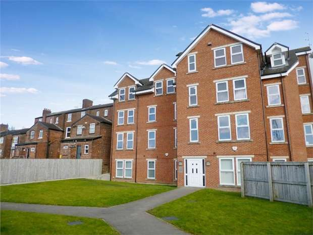 2 Bedrooms Flat for sale in Wellington Court, Stitch Lane, Stockport, Cheshire