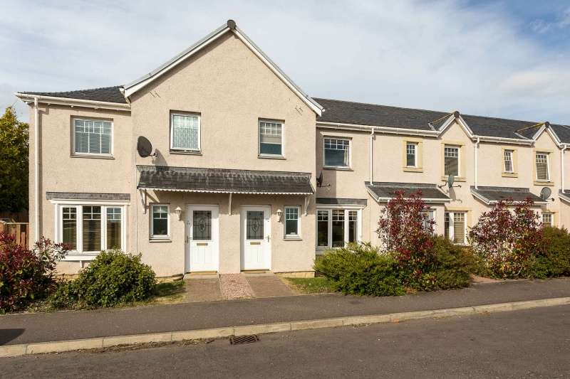 3 Bedrooms Villa House for sale in Flower of Monorgan Close, Inchture, Perthshire, PH14 9AB