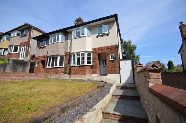 3 Bedrooms Semi Detached House for sale in Bracken Lane, Higher Bebington, Merseyside