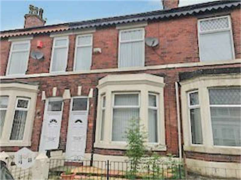 3 Bedrooms Terraced House for sale in Monmouth Avenue, Walmersley, Bury, Lancashire