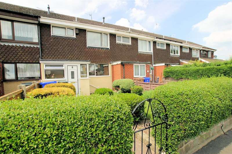 3 Bedrooms Town House for sale in Merevale Avenue, Eaton Park, Stoke on Trent