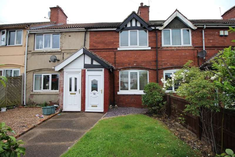 3 Bedrooms Property for sale in Norman Crescent, New Rossington, Doncaster, DN11