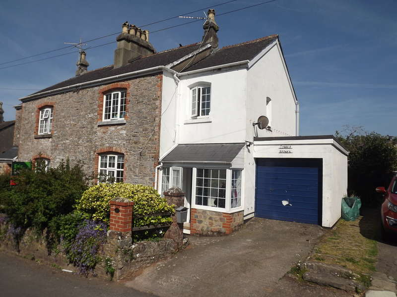 3 Bedrooms Semi Detached House for sale in Greenway Road, Galmpton, Brixham
