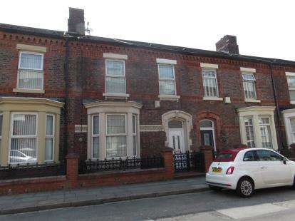 3 Bedrooms House for sale in Skerries Road, Liverpool, Merseyside, L4