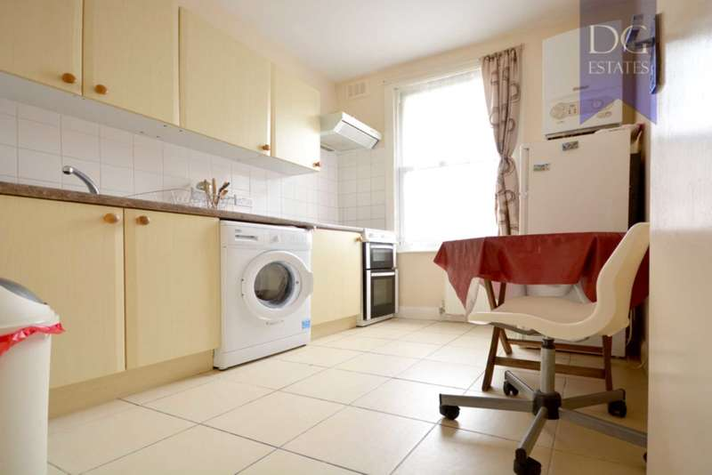 2 Bedrooms Flat for sale in Baronet Road, London