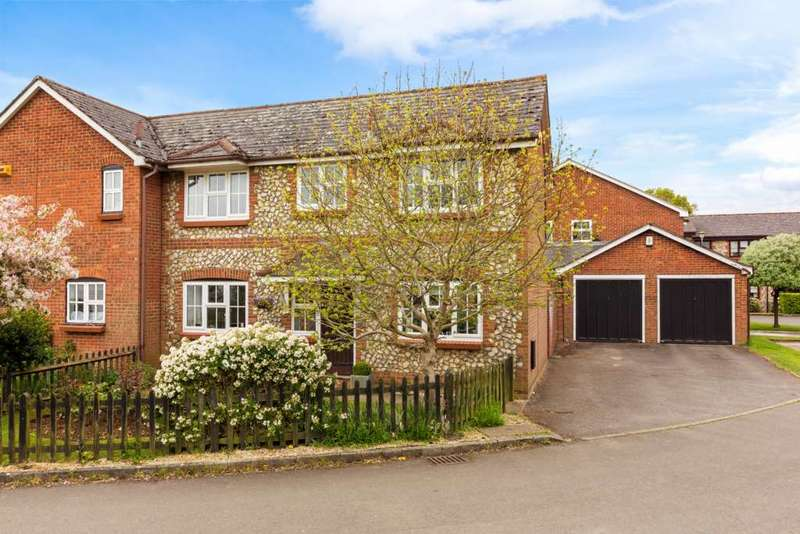 3 Bedrooms Semi Detached House for sale in The Flintings, Gaddesden Row
