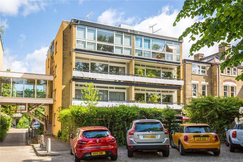 2 Bedrooms Apartment Flat for sale in Westside, 68 Fortis Green, East Finchley, London, N2