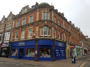 2 Bedrooms Flat for sale in Worthington Street, Dover, Kent
