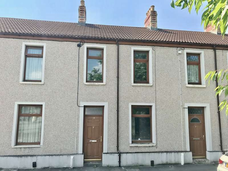 2 Bedrooms Terraced House for sale in Florence Street, Neath