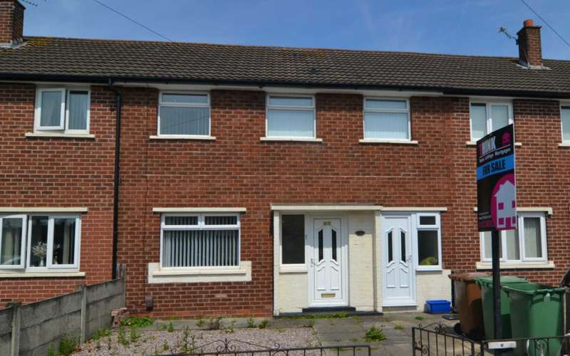 3 Bedrooms Terraced House for sale in Birch Road, St Helens