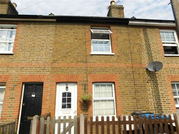 2 Bedrooms Terraced House for sale in Red Lion Road, Surbiton