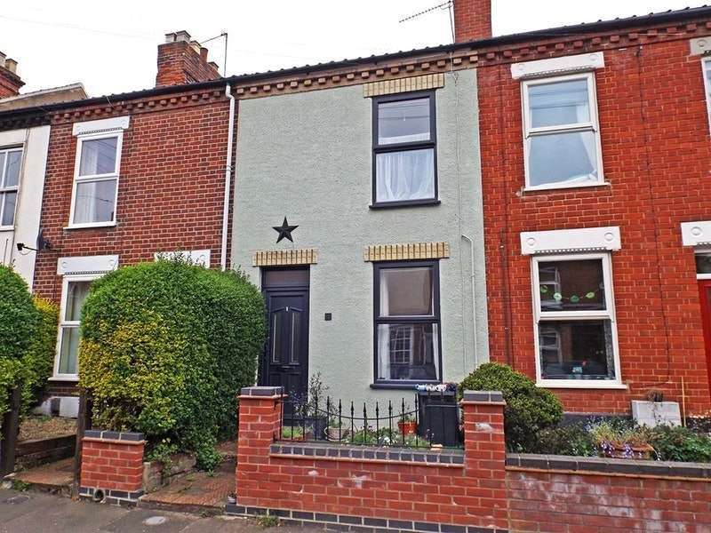 2 Bedrooms Terraced House for sale in Bond Street, Norwich, Norfolk, NR2