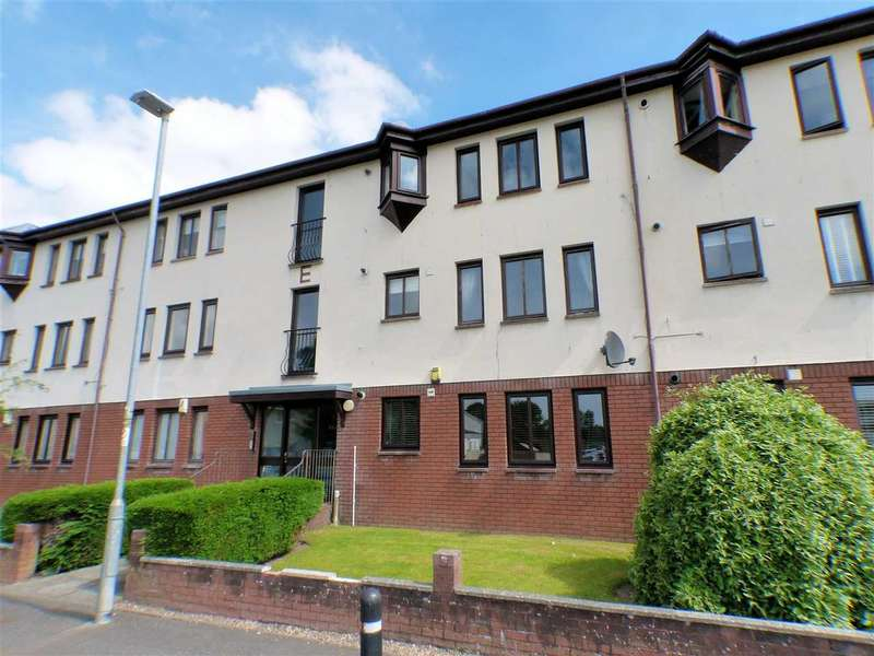 2 Bedrooms Apartment Flat for sale in Vancouver Court, Westwood, EAST KILBRIDE