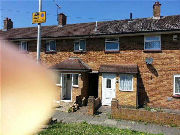3 Bedrooms Terraced House for rent in Malbury Crescent, West Drayton