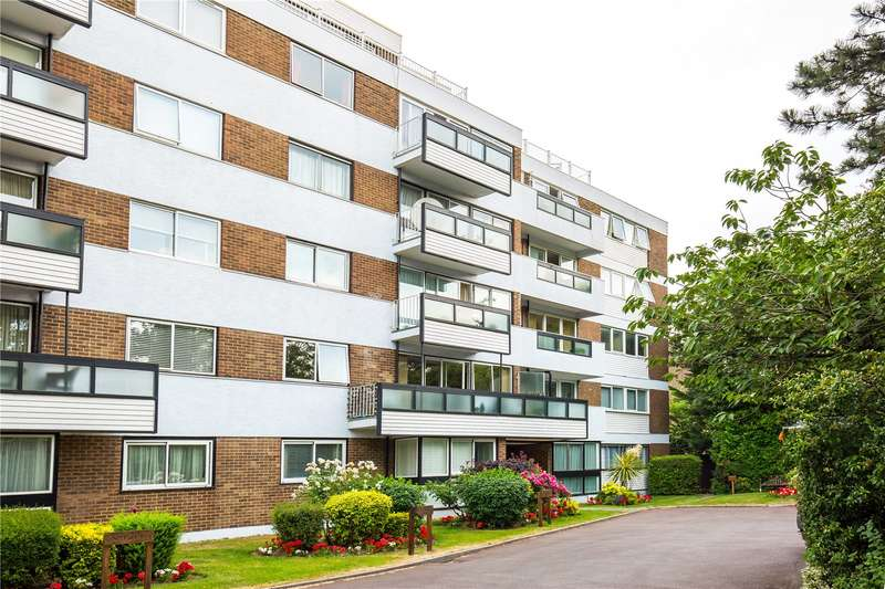 2 Bedrooms Apartment Flat for sale in Barrydene, Oakleigh Road North, Whetstone, London, N20