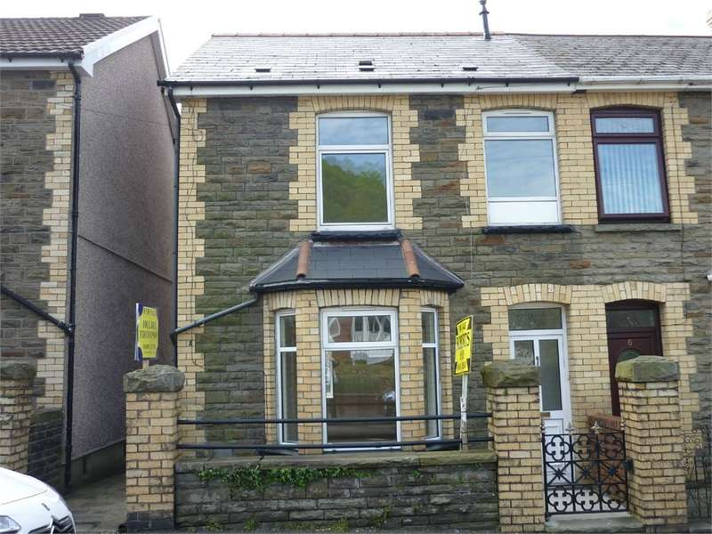 3 Bedrooms End Of Terrace House for sale in Park Street, Cwmcarn, Newport, NP11