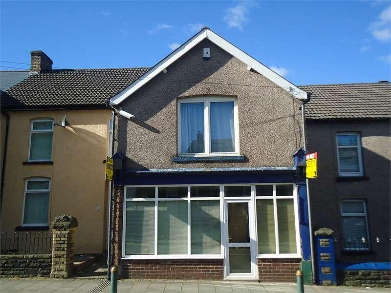 2 Bedrooms Terraced House for sale in Newport Road, Cwmcarn, NEWPORT, NP11