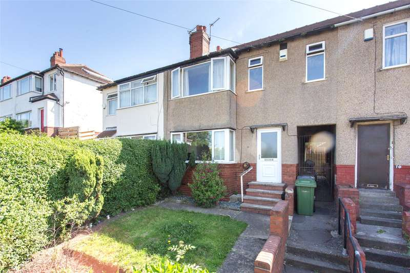 3 Bedrooms Terraced House for sale in St. Anns Gardens, Leeds, West Yorkshire, LS4