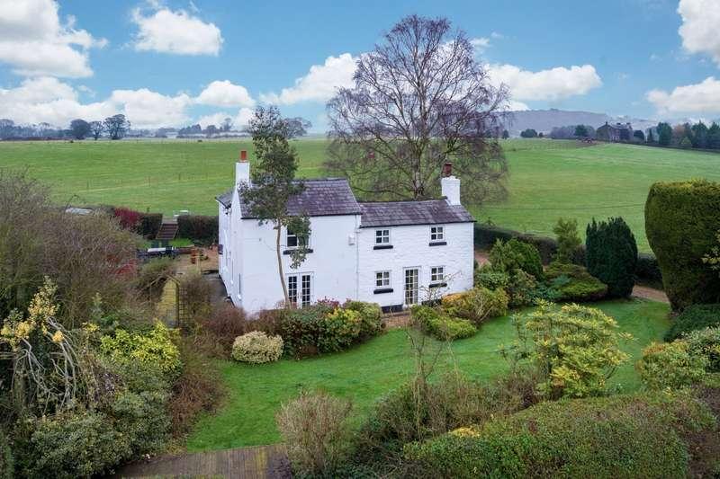 3 Bedrooms House for sale in 3 bedroom House Detached in Alvanley
