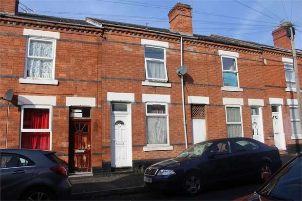 2 Bedrooms Terraced House for sale in Silver Hill Road, Derby