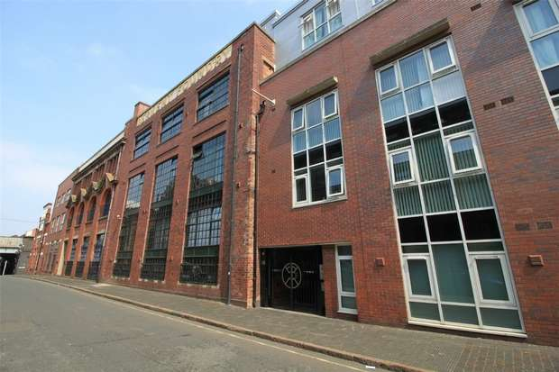 1 Bedroom Flat for sale in Derwent Foundry, 5 Mary Ann Street, BIRMINGHAM, West Midlands