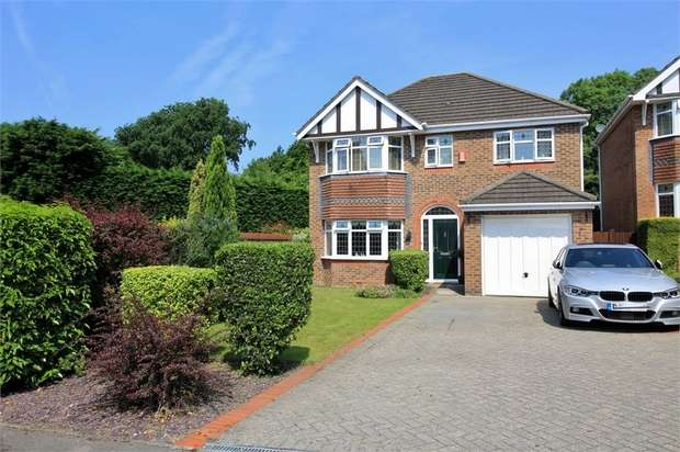 4 Bedrooms Detached House for sale in Acorn Close, Rogerstone, NEWPORT