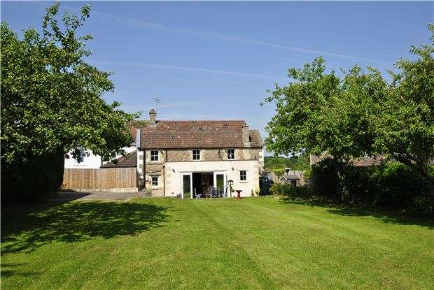 5 Bedrooms Semi Detached House for sale in Farleigh Wick, BRADFORD-ON-AVON, Wiltshire, BA15