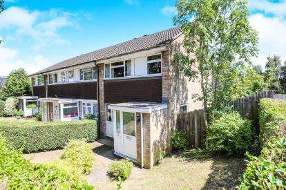 3 Bedrooms End Of Terrace House for sale in Keats Way, Hitchin, Hertfordshire, England