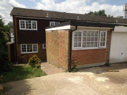 4 Bedrooms Semi Detached House for sale in Kimptons Mead, Potters Bar, Hertfordshire