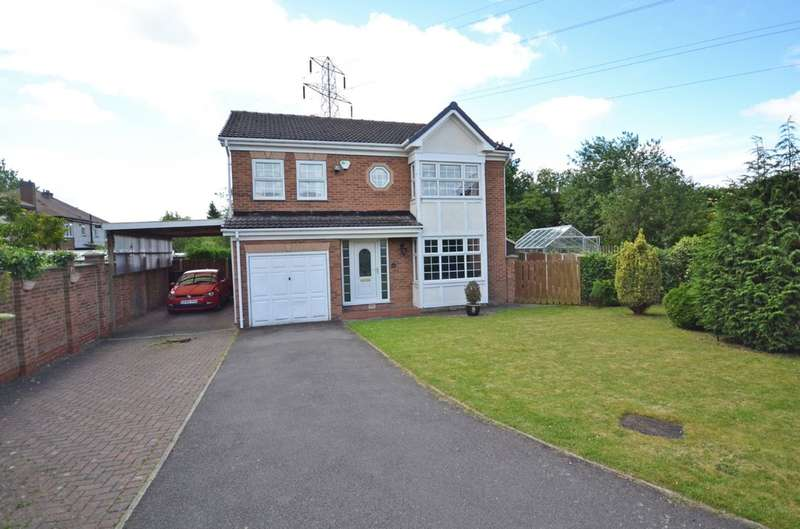 4 Bedrooms Detached House for sale in Clifton Avenue, Stanley, Wakefield