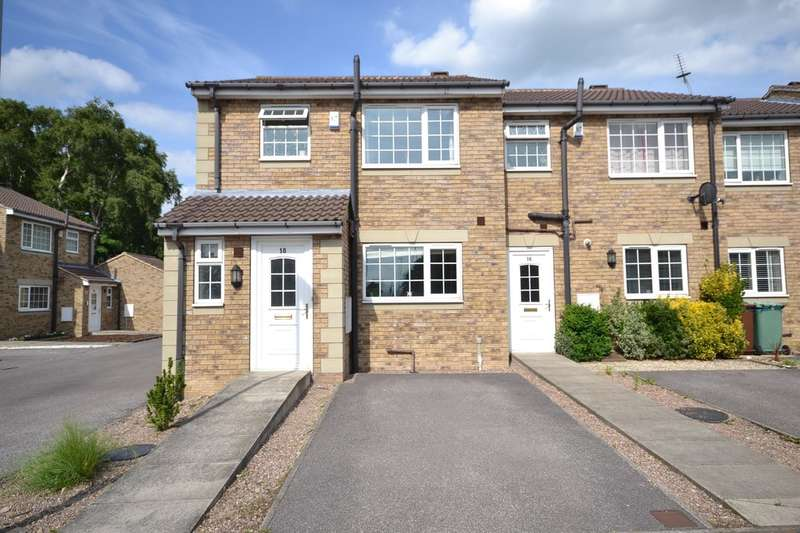 3 Bedrooms Town House for sale in Ashwood Green, Ryhill, Wakefield