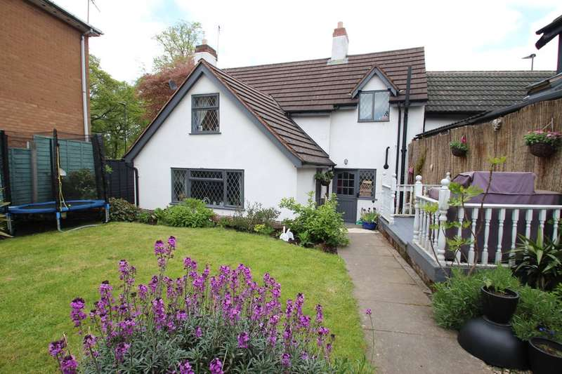 4 Bedrooms Detached House for sale in Queens Park Road, Harborne