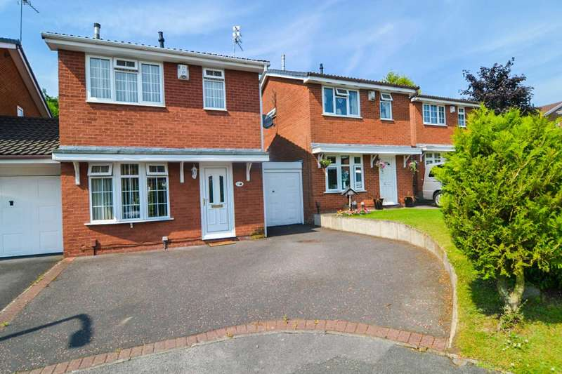 3 Bedrooms Link Detached House for sale in Wayfarers Drive, Newton Le Willows