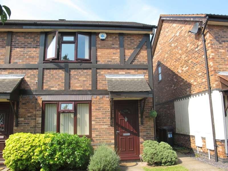 2 Bedrooms Terraced House for sale in Hamar Way, Birmingham
