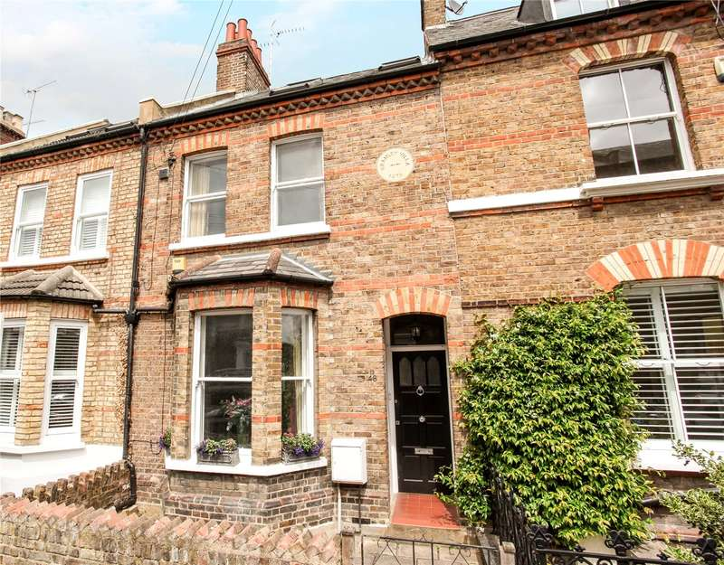 3 Bedrooms Terraced House for sale in Grove Road, Windsor, Berkshire, SL4
