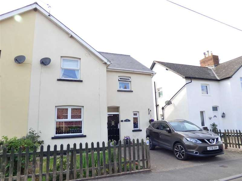 3 Bedrooms Semi Detached House for sale in The Villas, Sudbrook, Caldicot