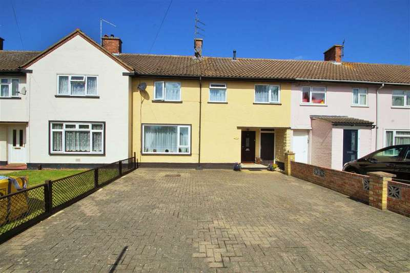4 Bedrooms Terraced House for sale in Gloucester Avenue, Shrub End, Colchester