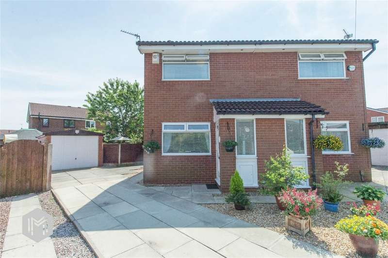 2 Bedrooms Semi Detached House for sale in Cadman Grove, Hindley, Wigan, Lancashire