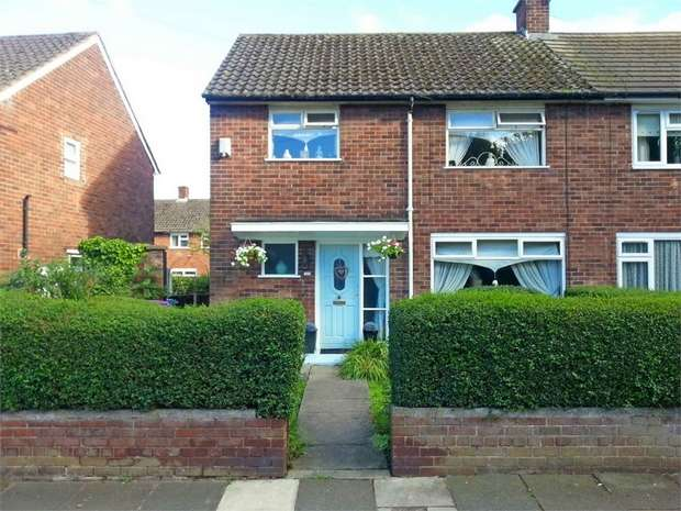 3 Bedrooms End Of Terrace House for sale in Cranleigh Road, Liverpool, Merseyside