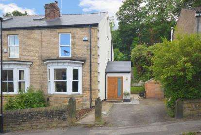 4 Bedrooms Semi Detached House for sale in Springvale Road, Crookesmoor, Sheffield