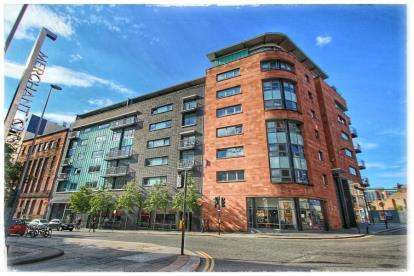 4 Bedrooms Flat for sale in G1 Building, Merchant City, Glasgow