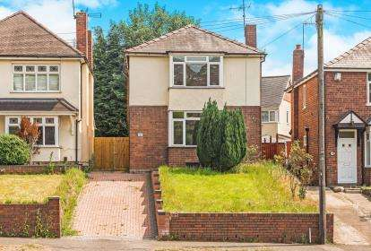 3 Bedrooms Detached House for sale in Wolverhampton Road, Kidderminster, Worcestershire