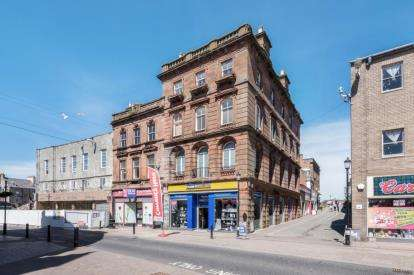1 Bedroom Flat for sale in Old Bridge Street, Ayr
