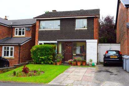 4 Bedrooms Detached House for sale in West Bank, Alderley Edge, Cheshire