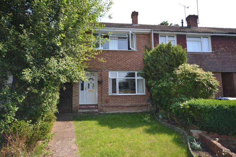 3 Bedrooms End Of Terrace House for sale in Knaphill