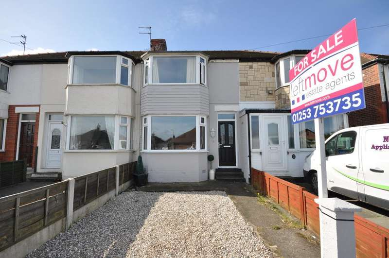 2 Bedrooms Terraced House for sale in Whalley Lane, Blackpool, Lancashire, FY4 4PL