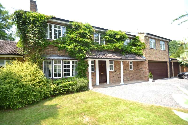 6 Bedrooms Detached House for sale in Walgrove Gardens, White Waltham, Maidenhead, Berkshire, SL6