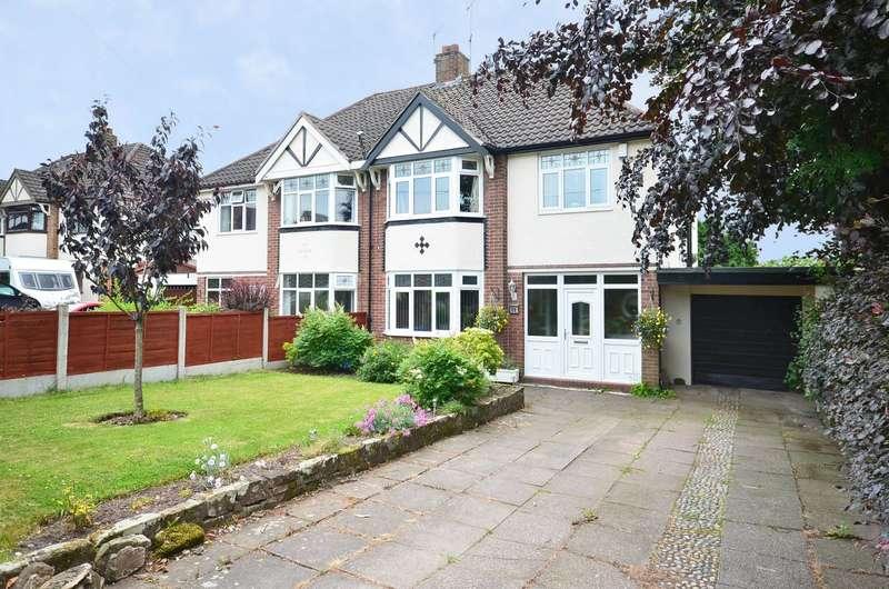 3 Bedrooms Semi Detached House for sale in ****NEW**** Cranworth Grove, Lightwood, ST3 7ET