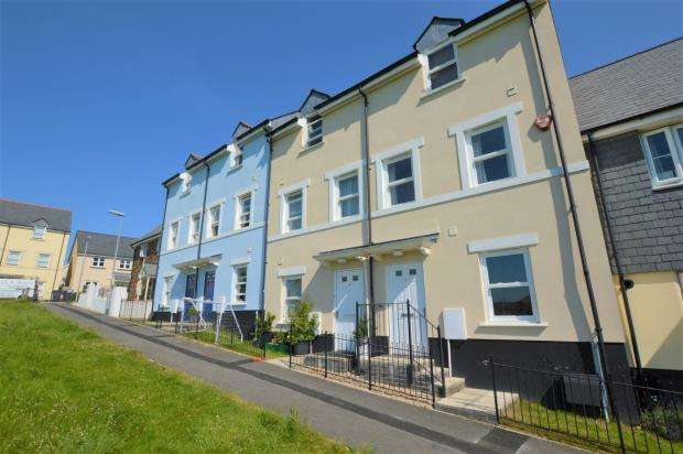 3 Bedrooms Terraced House for sale in Sycamore Walk, Lee Mill Bridge, Ivybridge