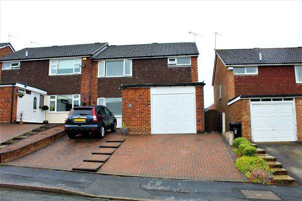 3 Bedrooms Semi Detached House for sale in Ullswater, Macclesfield